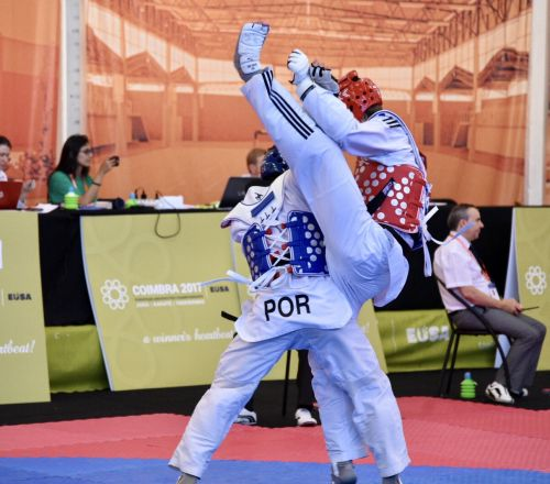 Universidade do Minho wins Taekwondo Trophy